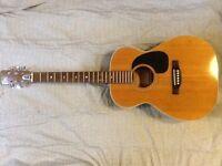 Barnes & Mullins Acoustic Guitar