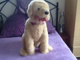 Fur real friends Biscuit interactive dog.