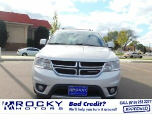 2014 Dodge Journey R/T - BAD CREDIT APPROVALS