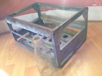 vintage metal beer crate MURPHY & SONS ballymena.