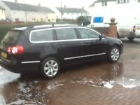 VW Passat 140 tdi estate 2007