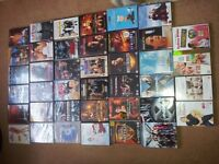 bundle of DVDs, excellent condition, 40 DVDs for £20, bargain for car boot sellers