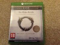 Xbox one elder scrolls online
