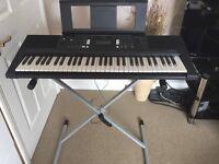 Yamaha Digital keyboard PSR E343