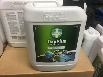 5 litre 5000 ml Hydrogen Peroxide Food Grade12% FAST UK Postage