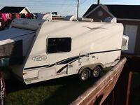 Roulotte hybride / 2003 Trail Lite Bantam 19' Hybride Trailer