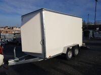 New 12x6 box van trailer 3500kg ramp tail door big saving on this trailer