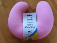 Brand New Brand New: Pink Travel Pillow