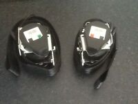 A3 seat belts x2,golf,Audi s3,rs3,a3 black edition,a3 tdi,Audi,s line,a3,