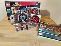 Lego marvel super doctor strange's sanctum sanctorum (76060) 100% complete