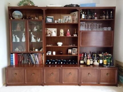 Modular Parker Furniture wall unit for sale | Cabinets | Gumtree ...