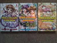 Free Collars Kingdom 1-3
