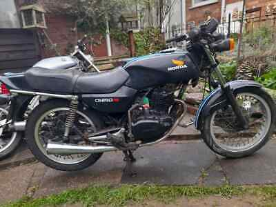 1981 Honda CB250RS