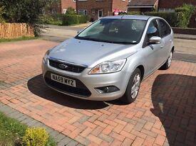 Ford Focus 1.6 diesel (£30 tax a year!!)
