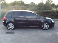 VW GOLF GT 1.4 TSI 170 BHP BLACK 5 DOOR ONLY 62000 MILES ( Heathrow)