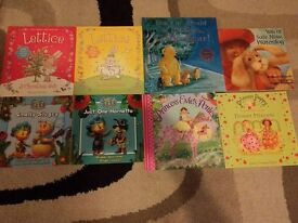 40 Children books very good conditions only 4 £
