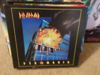Def Leppard ‎– Pyromania, 2 CD remastered reissued Deluxe Edition.