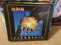 Def Leppard – Pyromania, 2 CD remastered reissued Deluxe Edition.