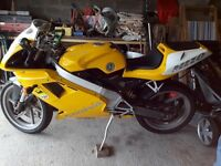 Cagiva mito min to condition