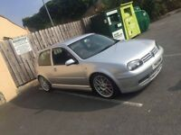 Genuine Volkswagen Golf anniversary 1.8 turbo petrol