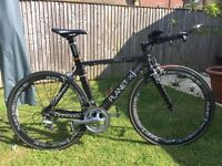 Planet X Stealth time trial bike