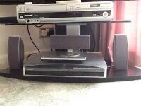 Pioneer DVD/CD Home Cinema Model XV-DV313 Speaker System S-DV313
