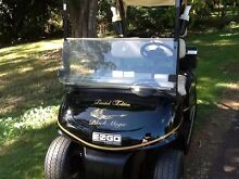 """BLACK MAGIC"" 2011 golf cart/buggy & TRAILER Boyland Ipswich South Preview"