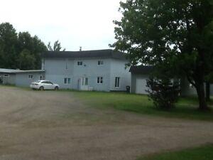 Maison à louer près d'un centre équestre à 2.2 km d'Alma