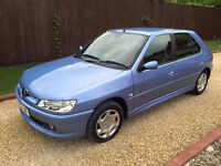 PEUGEOT 306 LX AUTOMATIC **HARD TO FIND IN THIS CONDITION**