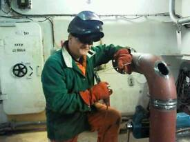 Professional welding repairs fabrication modifications Hull (Tommins Eng)