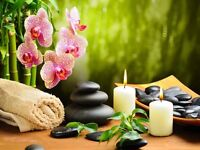 JoJo Thai oil massage.