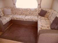 BUTLINS CARAVAN SKEGNESS 8 BERTH CLOSE TO ALL AMENITIES, DOUBLE GLAZED, CENTRAL HEATING