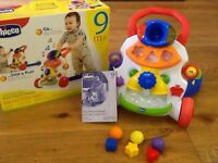 Chicco Stop and Play Baby Steps Activity Walker