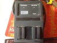 Original vintage footswitch sessionette amps