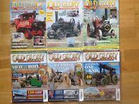 317 'Old Glory' vintage restoration magazines - full set