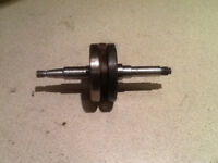 SUZUKI LT50cc GENUINE 2001 QUAD ENGINE CRANK SHAFT V.G.C