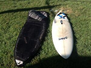 Surfboard Short Board Billabong Brighton Brisbane North East Preview