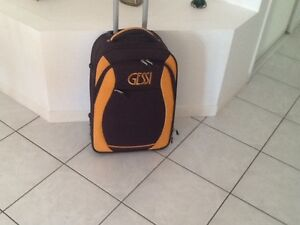 Carry on suit case exc cond Coombabah Gold Coast North Preview