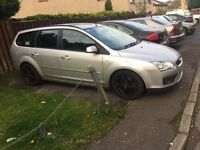 FORD FOCUS TITANIUM 1.8 TDCI ESTATE BREAKING FOR PARTS