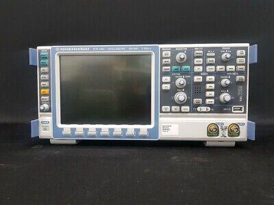 Rohde Schwarzrtm1052 Digital Oscilloscope 500 Mhz 2 Channels 5gsas1797