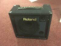 Roland KC100 keyboard amp combo