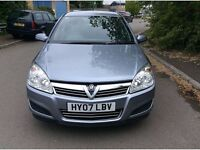 *** 2007 Vauxhall Astra 1.8i A/C - AUTOMATIC - Low Mileage - Full Service History ***