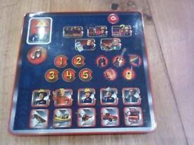 Fireman Same Games Tablet