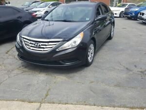 2013 Hyundai Sonata GL One Owner 4door auto with all service...