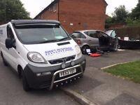 mobile mechanic derbyshire, nottinghamshire