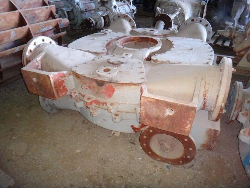 Siemens 2BB9620 Ductile Iron Extra Vacuum Pump Parts