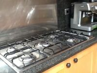 Gas hob in good working order