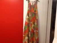 Multicolour long Dress