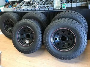 Mickey Thompson 5 x 285/70 R17 - Rims & Tires Pearsall Wanneroo Area Preview