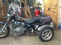 TRIKE Yamaha XV1100 (1063cc) 1997